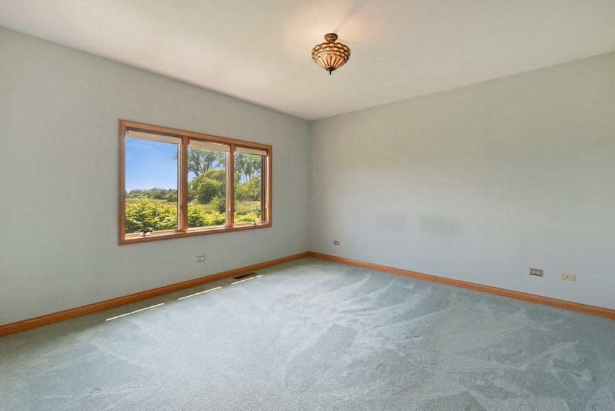 Real Estate Photography - 2029 W. Church Road, Beecher, IL, 60401 - Guest Room 2