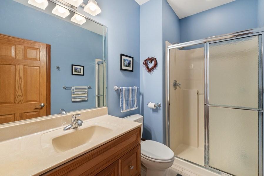 Real Estate Photography - 2029 W. Church Road, Beecher, IL, 60401 - Bathroom