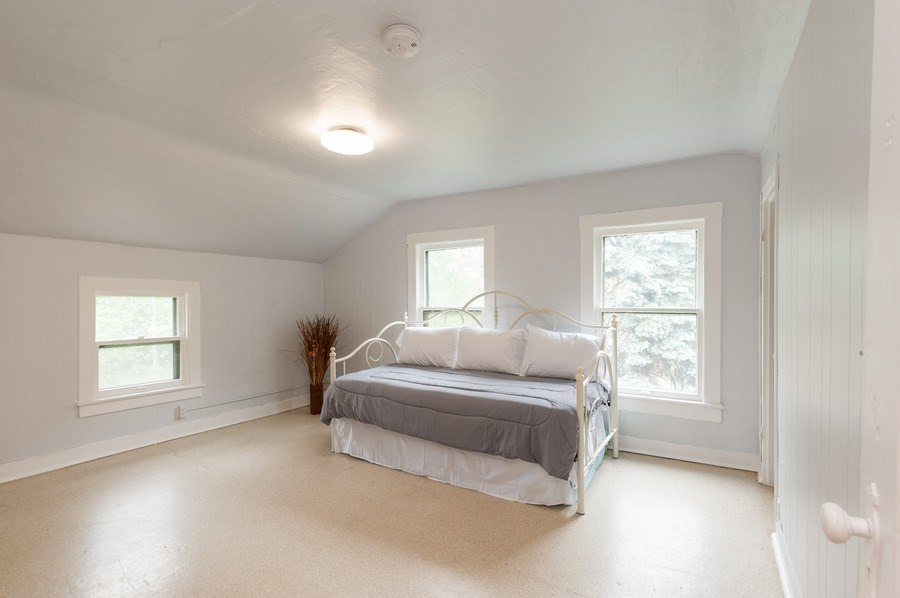 Real Estate Photography - 313 Lake St, Waukegan, IL, 60085 - 3rd Bedroom