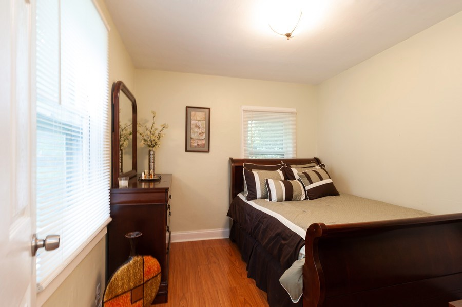 Real Estate Photography - 313 Lake St, Waukegan, IL, 60085 - Bedroom
