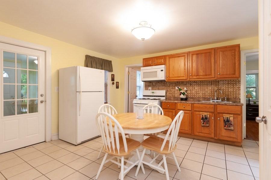 Real Estate Photography - 313 Lake St, Waukegan, IL, 60085 - Kitchen / Breakfast Room