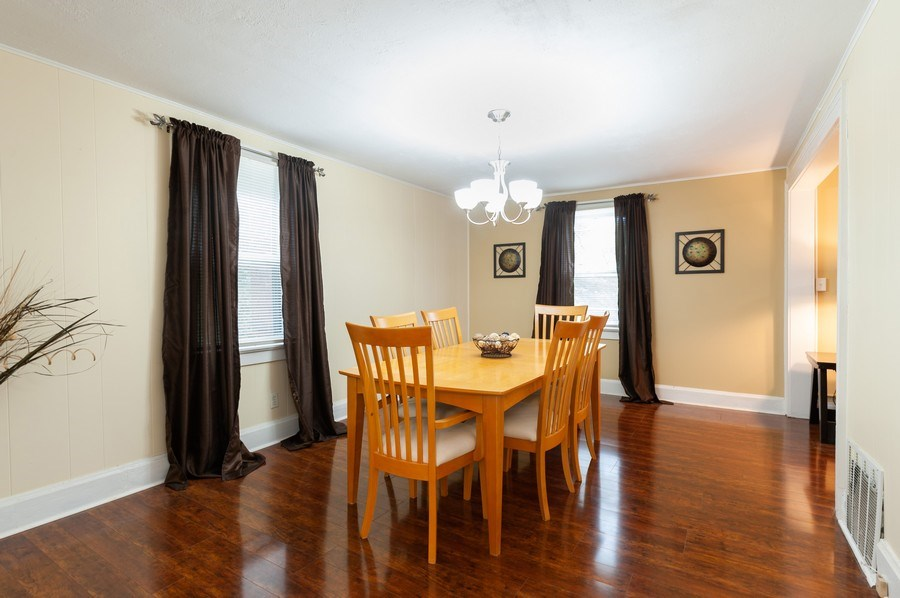 Real Estate Photography - 313 Lake St, Waukegan, IL, 60085 - Dining Room