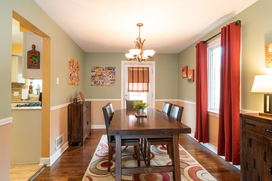 Real Estate Photography - 1808 Maple Avenue, Berwyn, IL, 60402 - Dining Room