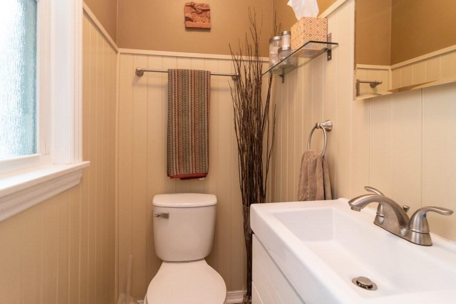 Real Estate Photography - 1808 Maple Avenue, Berwyn, IL, 60402 - Bathroom