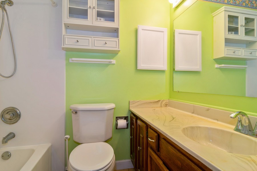 Real Estate Photography - 1375 Michael Ct, Hoffman Estates, IL, 60192 - Bathroom