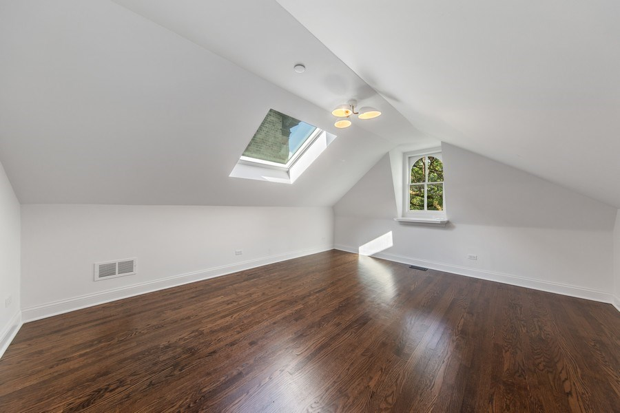 Real Estate Photography - 1708 N Sedgwick, Chicago, IL, 60614 - 3rd Bedroom