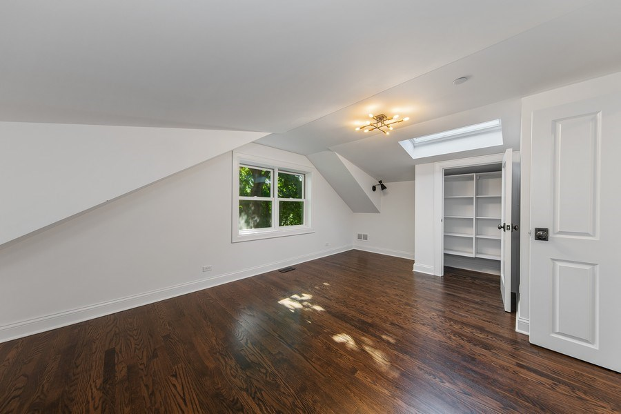 Real Estate Photography - 1708 N Sedgwick, Chicago, IL, 60614 - Bedroom