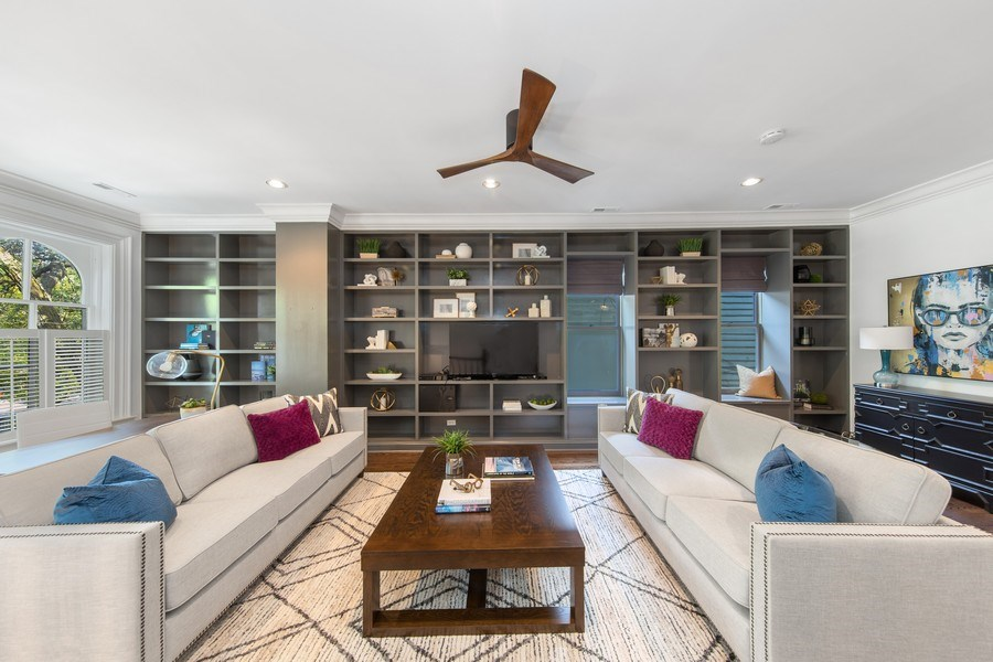 Real Estate Photography - 1708 N Sedgwick, Chicago, IL, 60614 - Loft