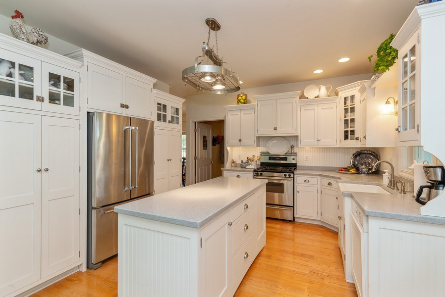 Real Estate Photography - 1953 Ole Hickory Road, Amboy, IL, 61310 - Kitchen