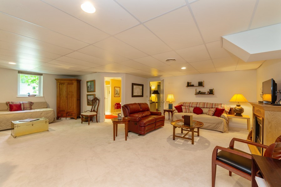 Real Estate Photography - 1953 Ole Hickory Road, Amboy, IL, 61310 - Basement