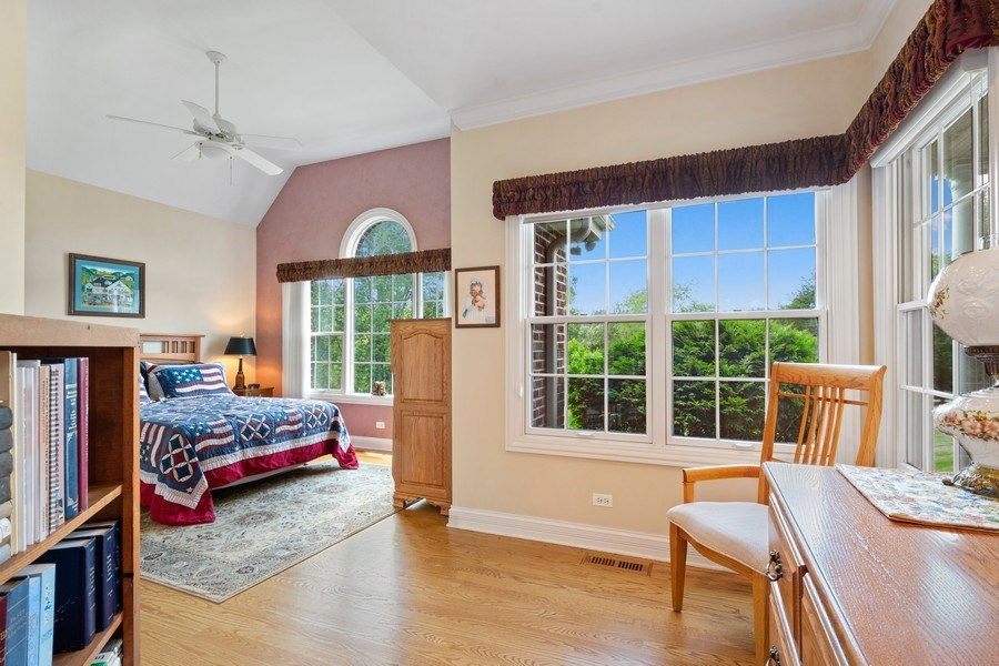 Real Estate Photography - 104 Cherry Hill, N Barrington, IL, 60010 - 2nd Bedroom