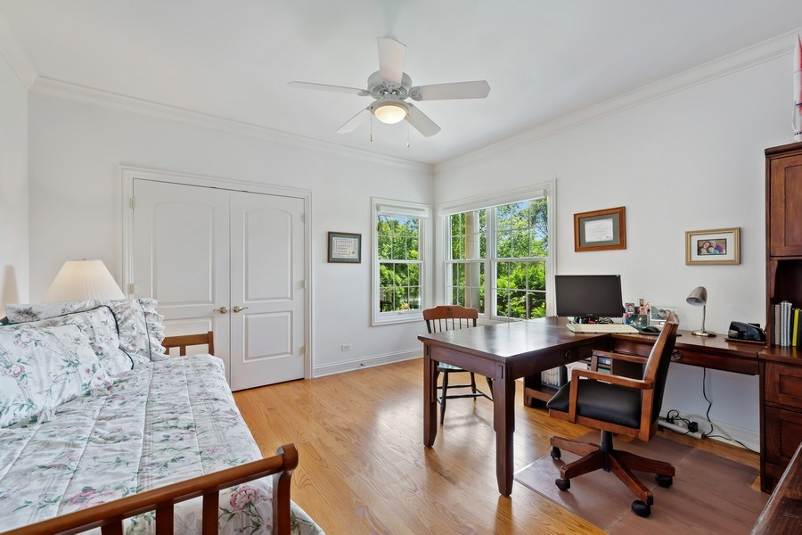 Real Estate Photography - 104 Cherry Hill, N Barrington, IL, 60010 - 3rd Bedroom