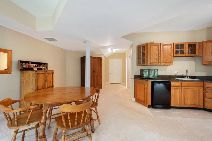 Real Estate Photography - 104 Cherry Hill, N Barrington, IL, 60010 - Basement