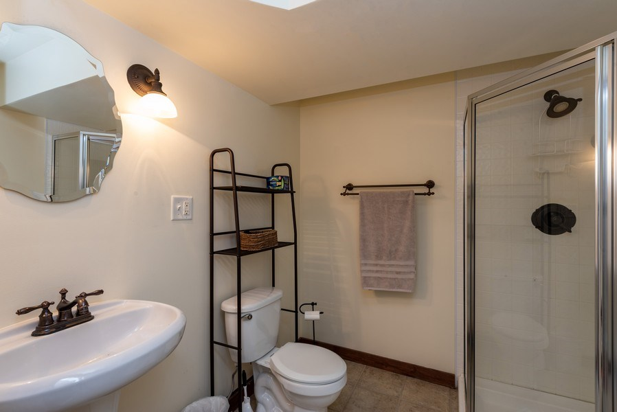 Real Estate Photography - 11068 Oregon Lane, crown point, IN, 46307 - 4th Bathroom