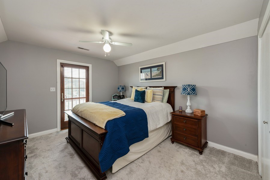 Real Estate Photography - 11068 Oregon Lane, crown point, IN, 46307 - 2nd Bedroom