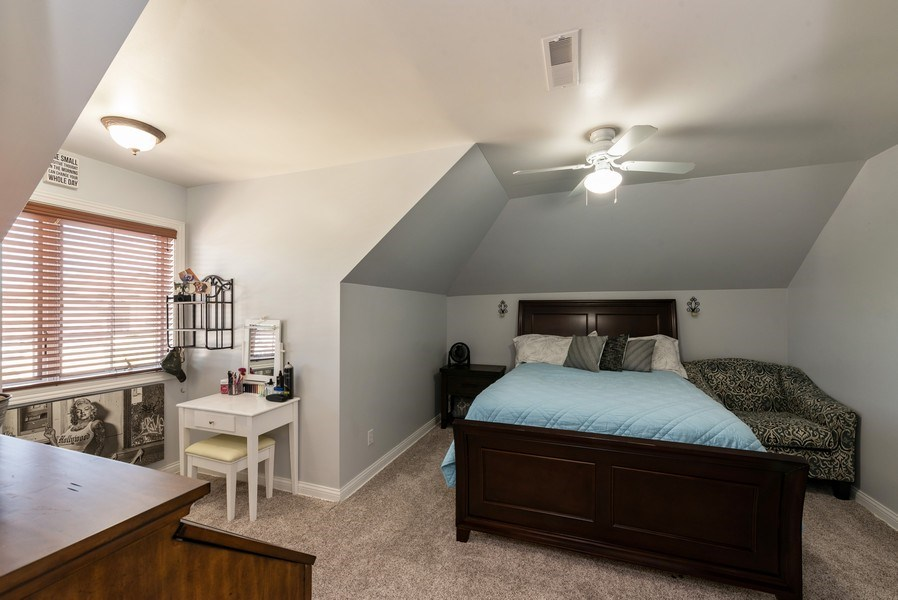 Real Estate Photography - 11068 Oregon Lane, crown point, IN, 46307 - 3rd Bedroom