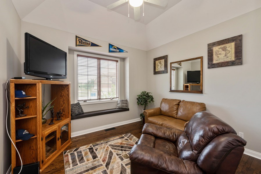 Real Estate Photography - 11068 Oregon Lane, crown point, IN, 46307 - Bedroom