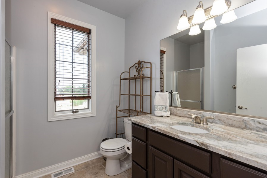 Real Estate Photography - 11068 Oregon Lane, crown point, IN, 46307 - Bathroom