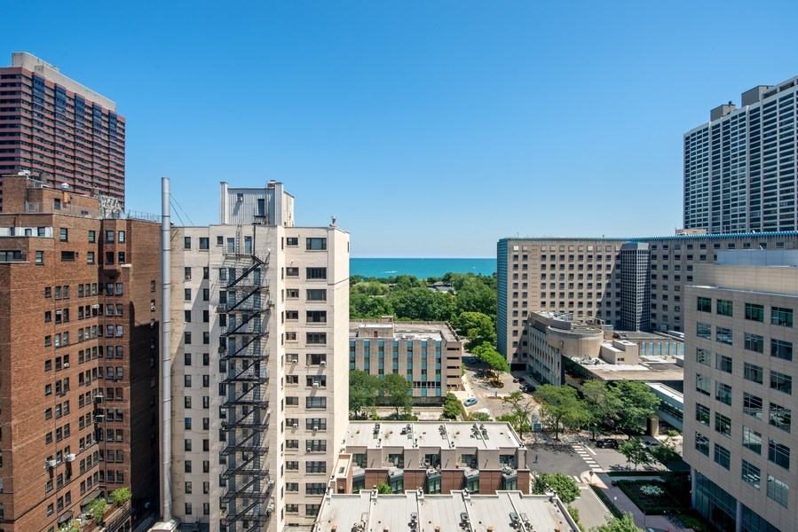 Real Estate Photography - 2909 N Sheridan, Unit 1608, Chicago, IL, 60657 - View