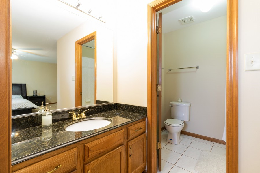 Real Estate Photography - 8530 Thomas Charles Lane, Hickory Hills, IL, 60457 - Master Bathroom