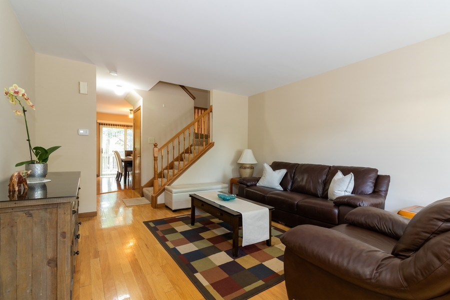 Real Estate Photography - 8530 Thomas Charles Lane, Hickory Hills, IL, 60457 - Living Room