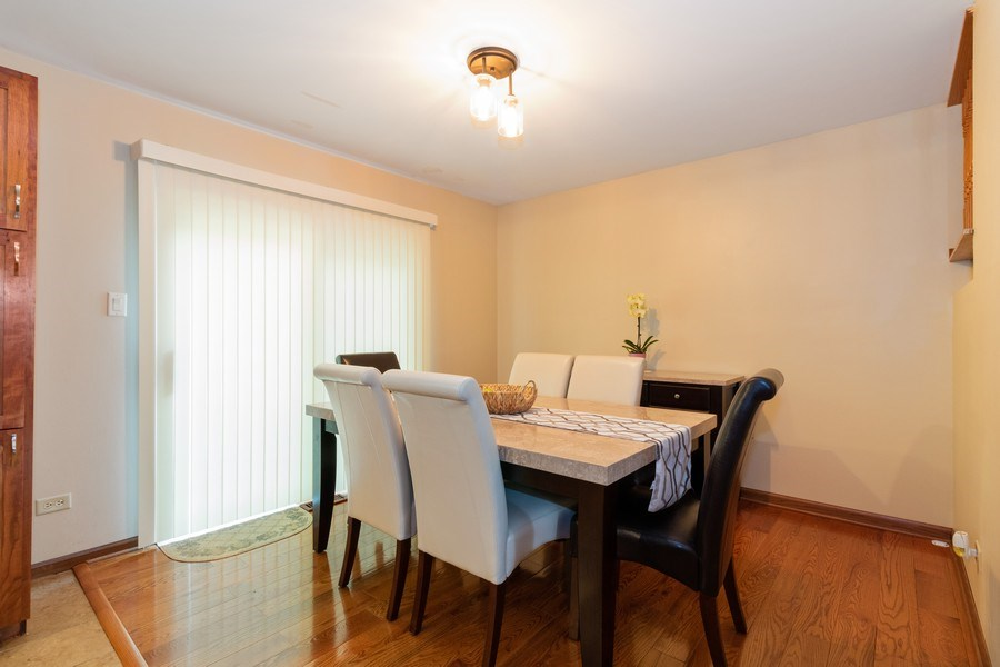 Real Estate Photography - 8530 Thomas Charles Lane, Hickory Hills, IL, 60457 - Dining Room