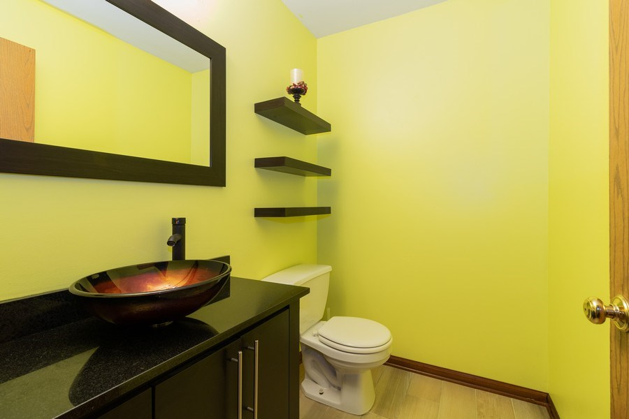Real Estate Photography - 8530 Thomas Charles Lane, Hickory Hills, IL, 60457 - Bathroom
