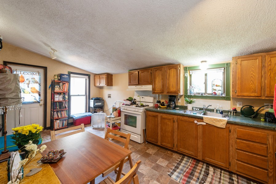 Real Estate Photography - 120 Francis St., Mighigan City, IN, 46360 - Kitchen