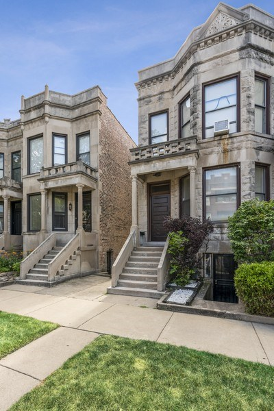 Real Estate Photography - 5344 S Drexel Ave, Chicago, IL, 60615 - Front View