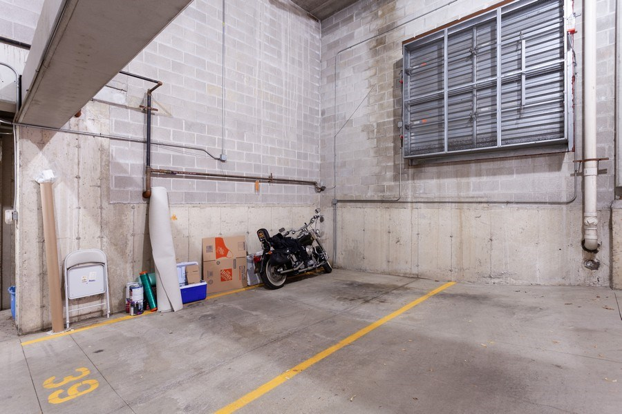 Real Estate Photography - 930 Curtis St., Unit 309, Downers Grove, IL, 60515 - Parking Area