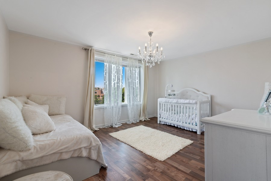 Real Estate Photography - 7601 N Lincoln, Skokie, IL, 60077 - 2nd Bedroom