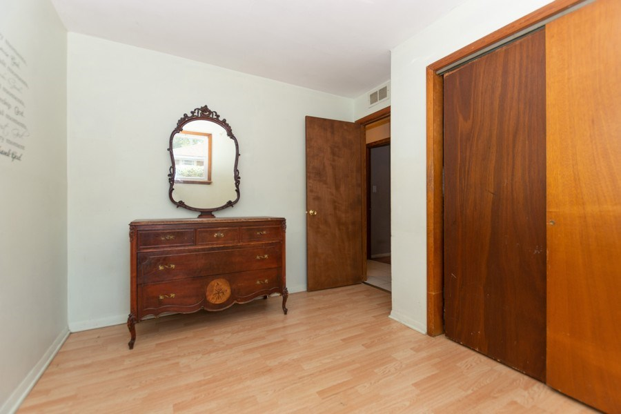 Real Estate Photography - 8930 W. 93rd Place, Hickory Hills, IL, 60465 - 3rd Bedroom