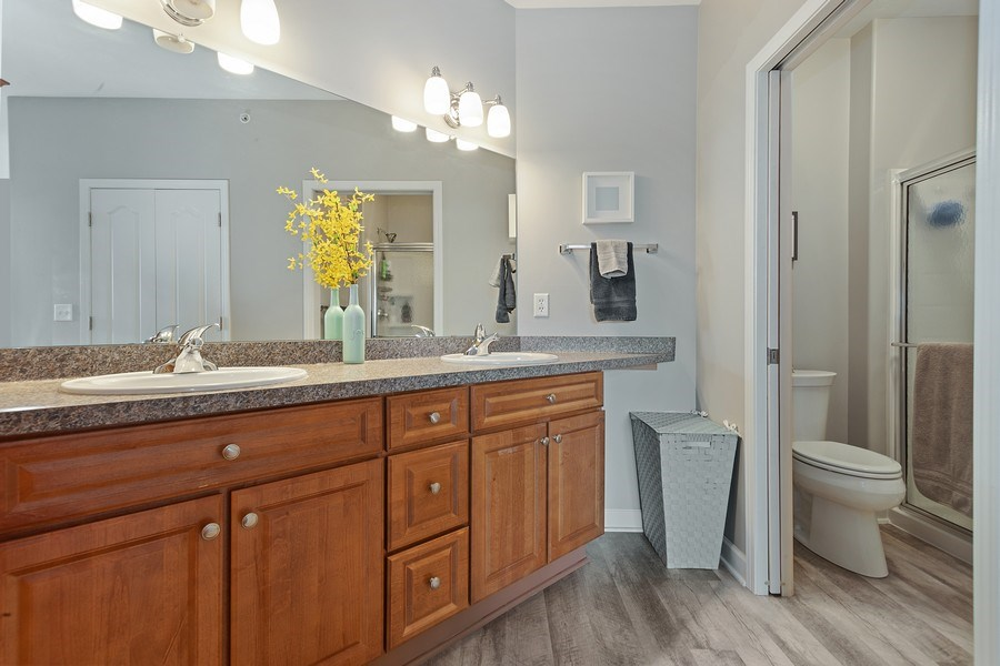 Real Estate Photography - 1619 N Farwell Ave, 309, Milwaukee, WI, 53202 - Master Bathroom