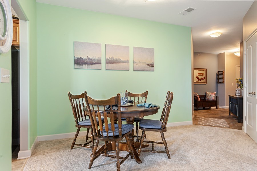 Real Estate Photography - 1619 N Farwell Ave, 309, Milwaukee, WI, 53202 - Dining Area