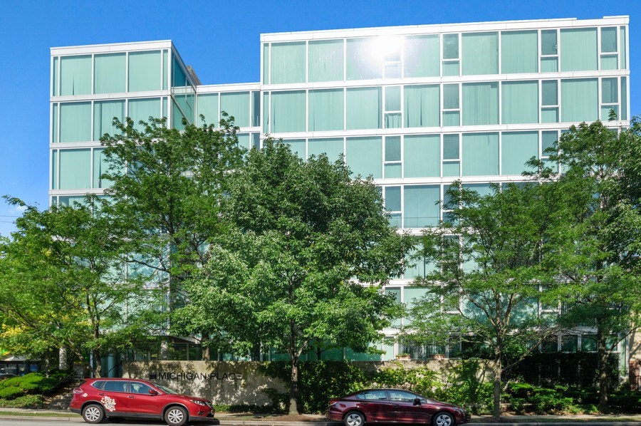 Real Estate Photography - 3115 S Michigan Unit 203, Chicago, IL, 60616 - Front View