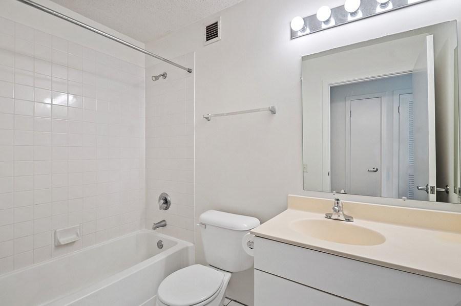 Real Estate Photography - 3115 S Michigan Unit 203, Chicago, IL, 60616 - Bathroom