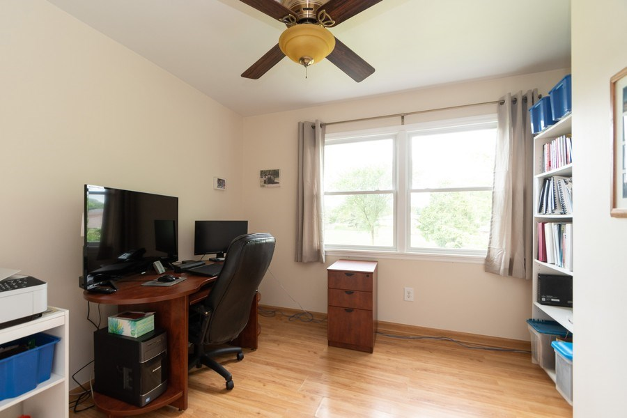 Real Estate Photography - 18761 Spring Creek Street, New Lenox, IL, 60451 - 4th Bedroom