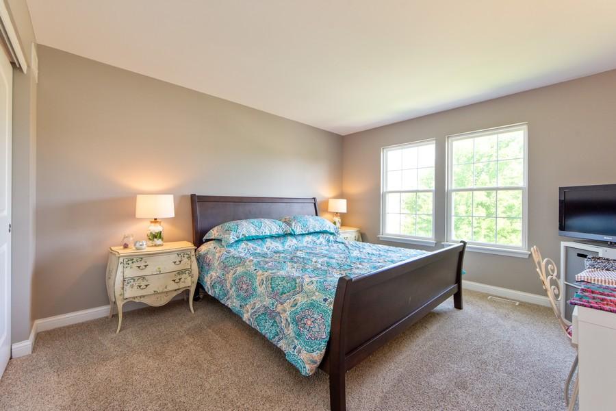 Real Estate Photography - 741 Brighton Cir, Barrington, IL, 60010 - 2nd Bedroom