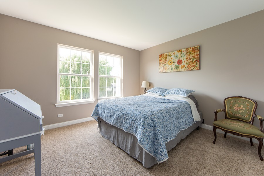 Real Estate Photography - 741 Brighton Cir, Barrington, IL, 60010 - 3rd Bedroom
