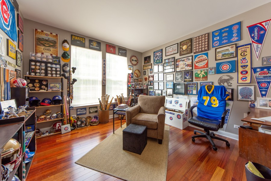 Real Estate Photography - 741 Brighton Cir, Barrington, IL, 60010 - 1st Floor Office