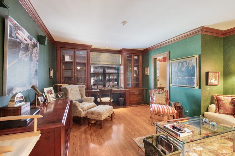 Real Estate Photography - 3800 N Lakeshore Drive, 11A, Chicago, IL, 60613 - 3rd Bedroom