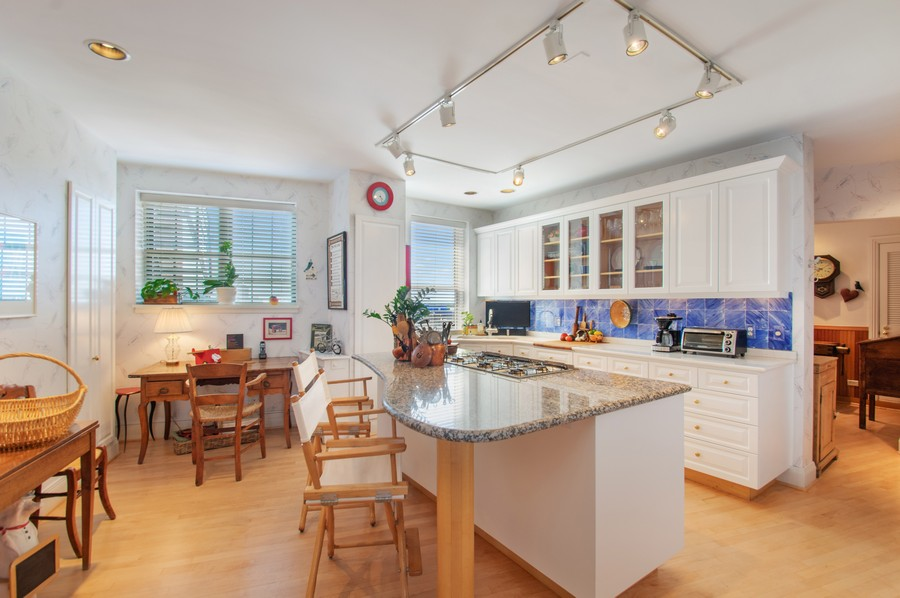 Real Estate Photography - 3800 N Lakeshore Drive, 11A, Chicago, IL, 60613 - Kitchen
