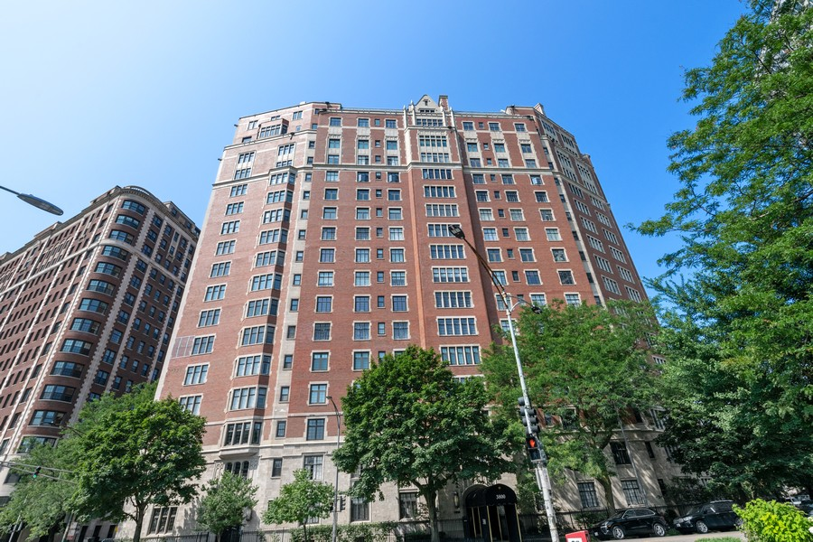 Real Estate Photography - 3800 N Lakeshore Drive, 11A, Chicago, IL, 60613 - Front View