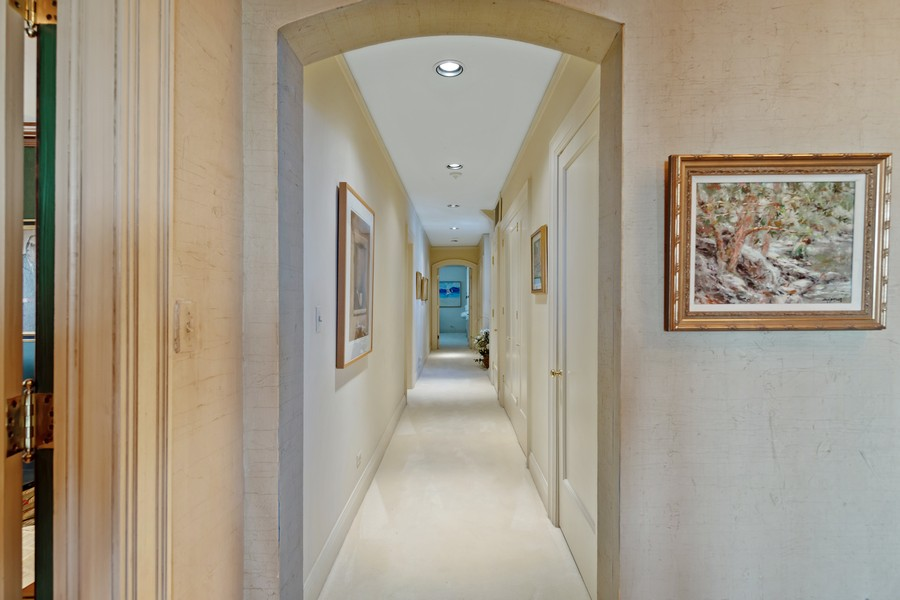 Real Estate Photography - 3800 N Lakeshore Drive, 11A, Chicago, IL, 60613 - Hallway