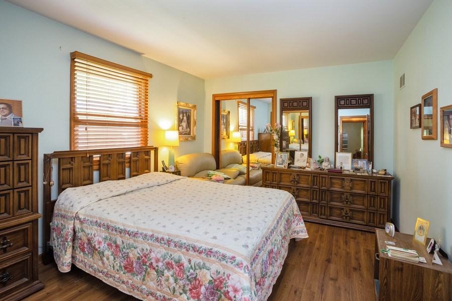 Real Estate Photography - 648 W. Eggerding, Addison, IL, 60101 - Master Bedroom