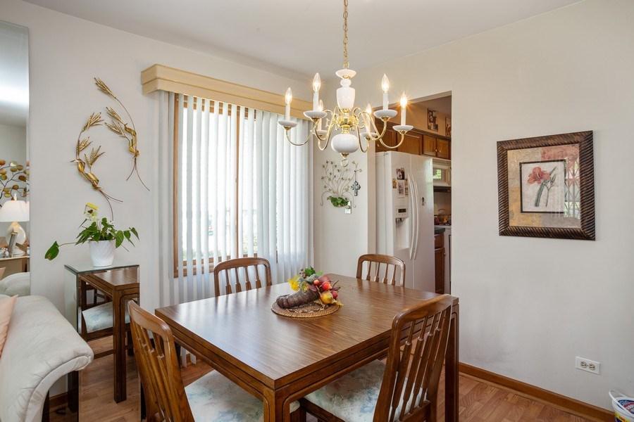 Real Estate Photography - 648 W. Eggerding, Addison, IL, 60101 - Dining Room