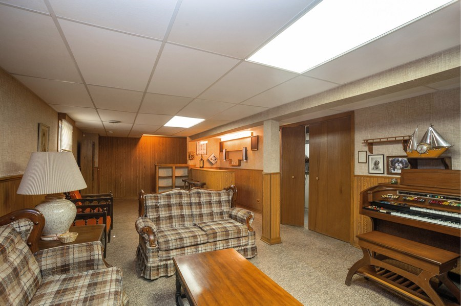 Real Estate Photography - 648 W. Eggerding, Addison, IL, 60101 - Basement