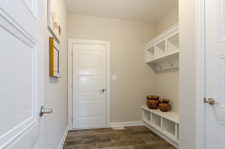 Real Estate Photography - 1987 Louis Drive, Crown Point, IN, 46307 - Mudroom