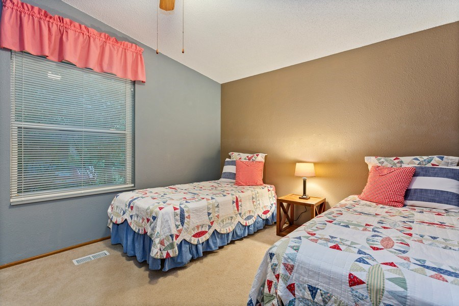 Real Estate Photography - 3707 Wild Rose Dr, Michigan City, IN, 46360 - 2nd Bedroom