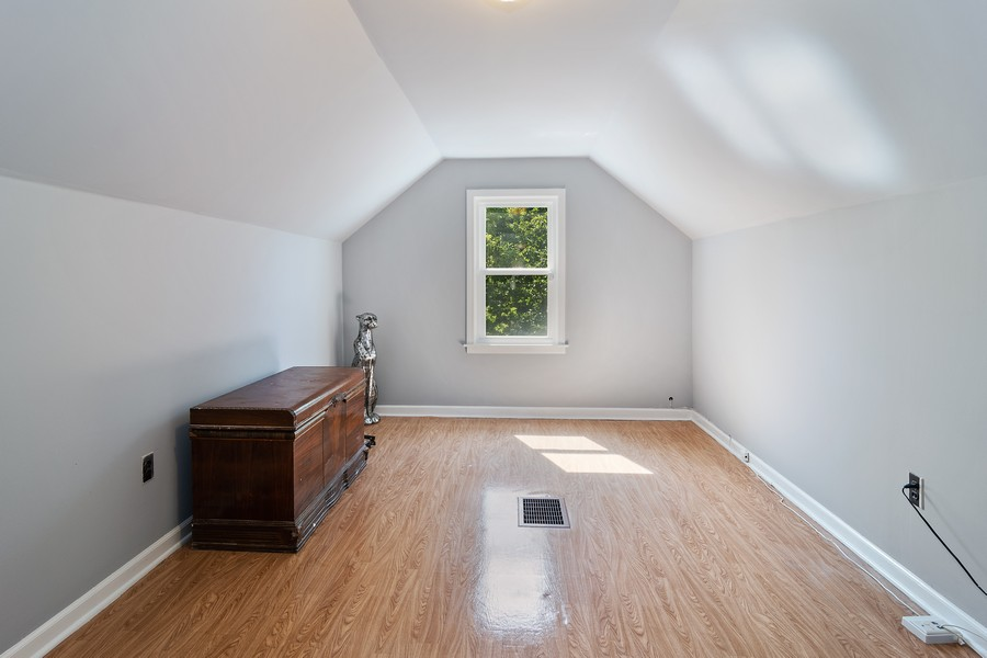 Real Estate Photography - 3101 N. Octavia Ave., Chicago, IL, 60707 - 3rd Bedroom